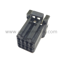 8 Pin Female 1.0mm Pitch Automotive Electrical Connector 175964-2