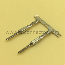 Brass male Electrical Automotive Terminals Connectors Low Voltage