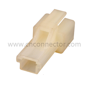 OEM China 1 pin auto connector manufacture
