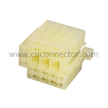 22 pin PA66 female automotive connectors