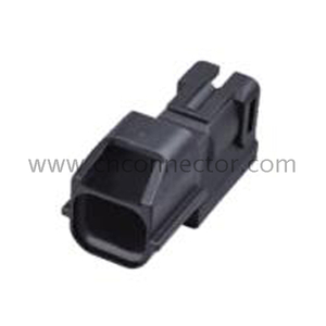 2 way male automotive connector 7182-8720-30 7157-4601-80