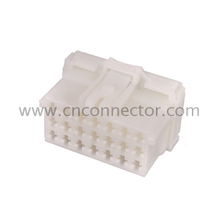 7-968975-1 white 21 ways female automotive connectors