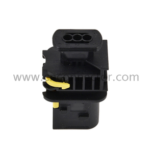 HDSCS 3 pins male waterproof auto connector 1-1670730-1