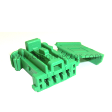 (98817-1045) 4 pin green female auto plastic electrical waterproof wire plug connector