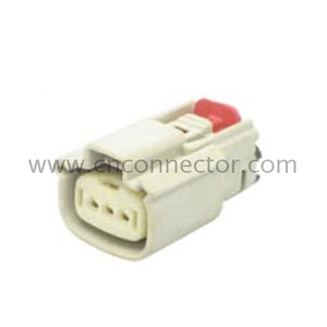 3 pole waterproof wire connector 33471-0307