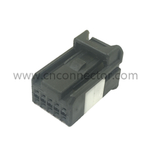 10 pin female unsealed auto plastic housing connector with terminal