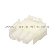 1-480700-0 plastic 3 pin female socket male female electrical wire terminal connector