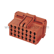 8-968975-1 brown female 21 pins auto connectors