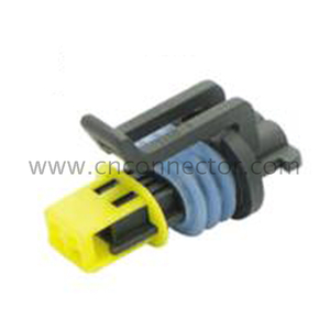 2 PIN female automotive connector 15336024 15336027