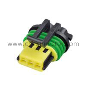3 way automobile connector 15491547 15336029